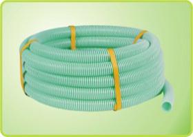 联塑排吸螺旋管—普通螺旋排水管