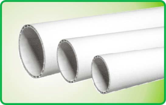 联塑PVC-U中空壁消音管