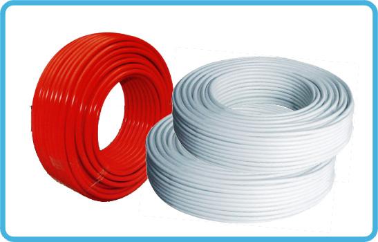 联塑铝塑耐高温给水管(PE-RT)